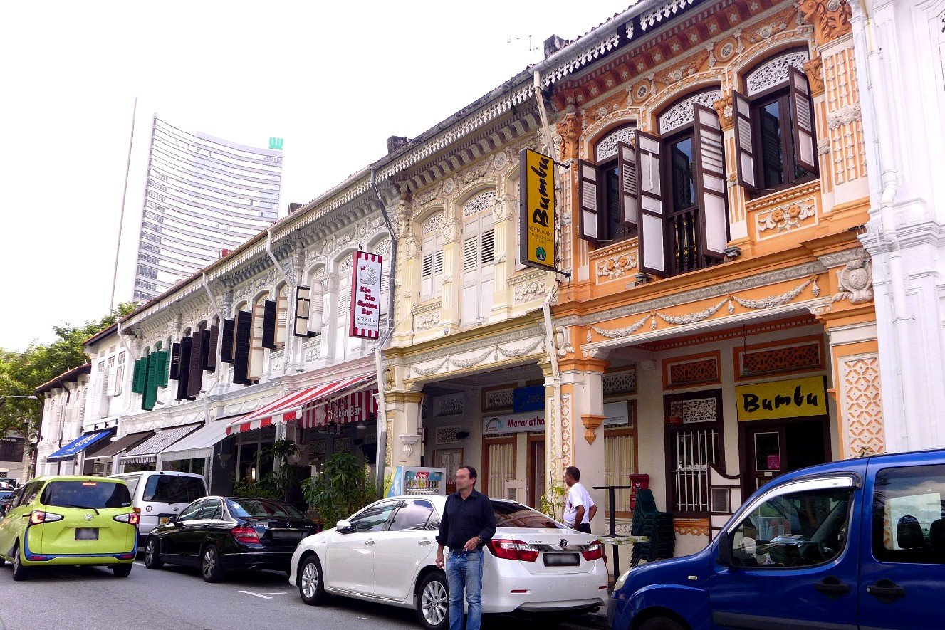 D.I.Y. Singapore Kampong Glam; D.I.Y. Singapore Itinerary; D.I.Y. Singapore Kampong Glam Walking Tour