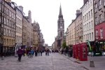 Edinburgh: Walking around the Royal Mile