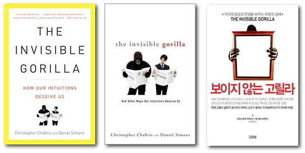 Review: Chabris, Simons, The Invisible Gorilla