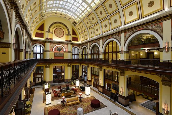 Tapestry Union Station Hotel Nashville