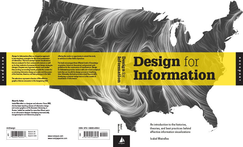 Isabel Meirelles, Design for Information