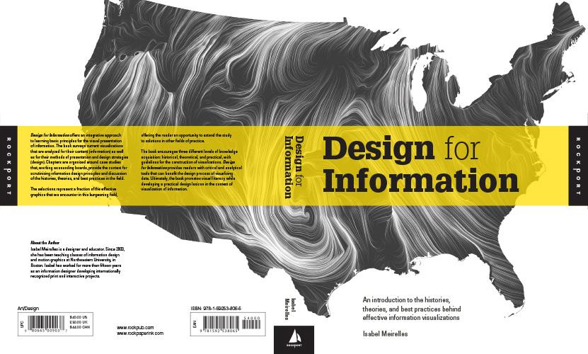 Review: Isabel Meirelles, Design for Information