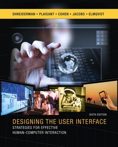 New Edition of Designing the User Interface