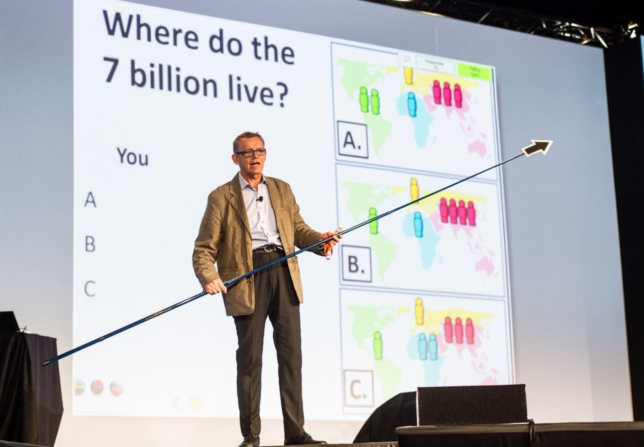 Hans Rosling: An Appreciation