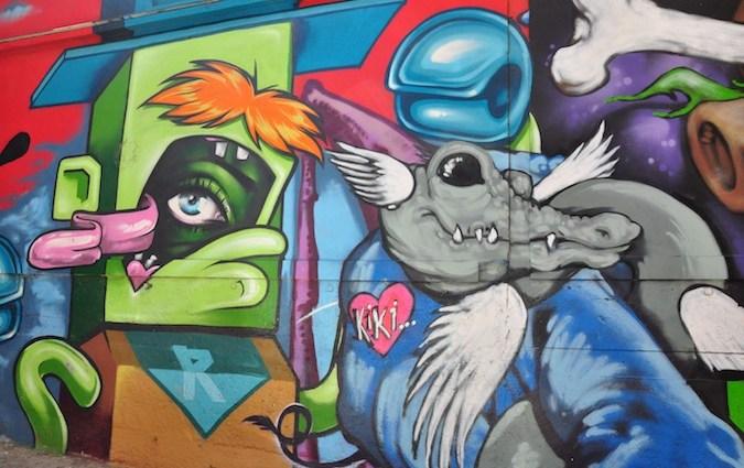 Joburg's Graffiti (Graff-ART-i)