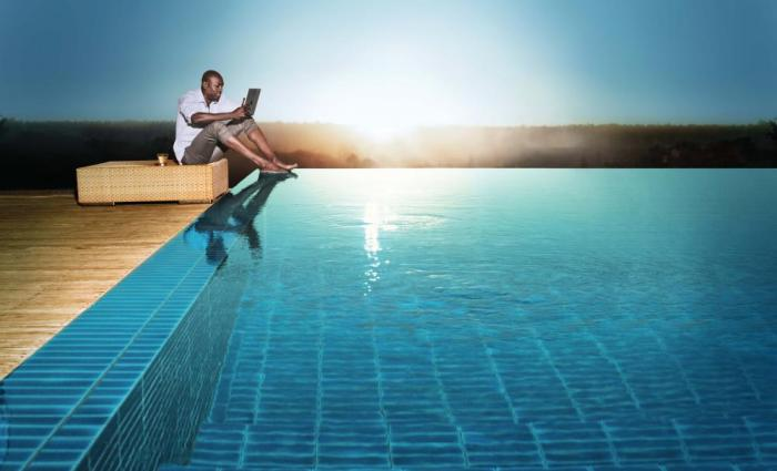Swimming pools in Johannesburg