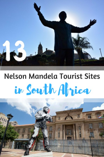 On 18 July 2018 we celebrated the centenary of Nelson Mandela's birth, his life-long freedom struggle, alongside other freedom fighters, and his legacy of reconciliation that led to South Africa becoming a democracy. Here are 13 must-see Mandela-related tourist attractions to visit on a trip to South Africa.