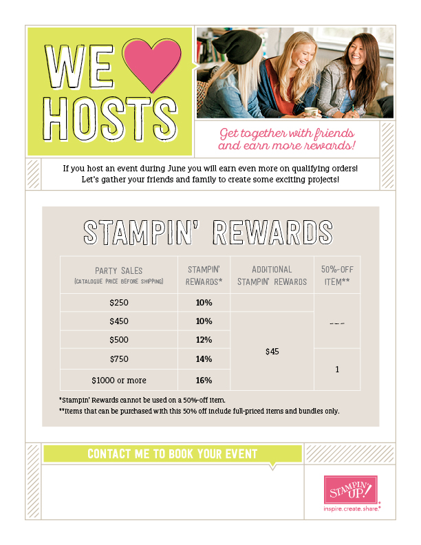 Annual Stampin' Up! 2017-2018 Catalogue launch