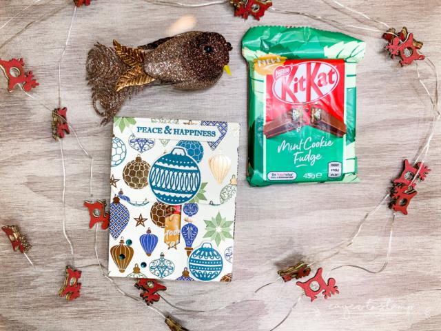 Christmas Kit Kat Box