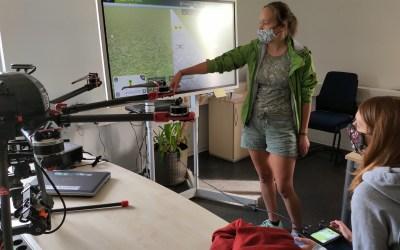 impressions of our UAV course