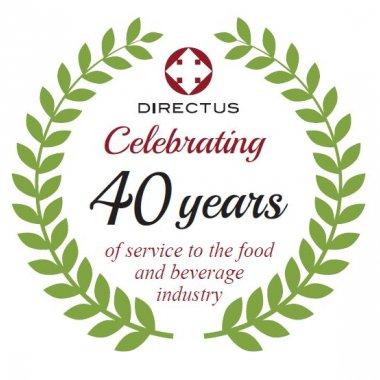 Directus 40 years food industry
