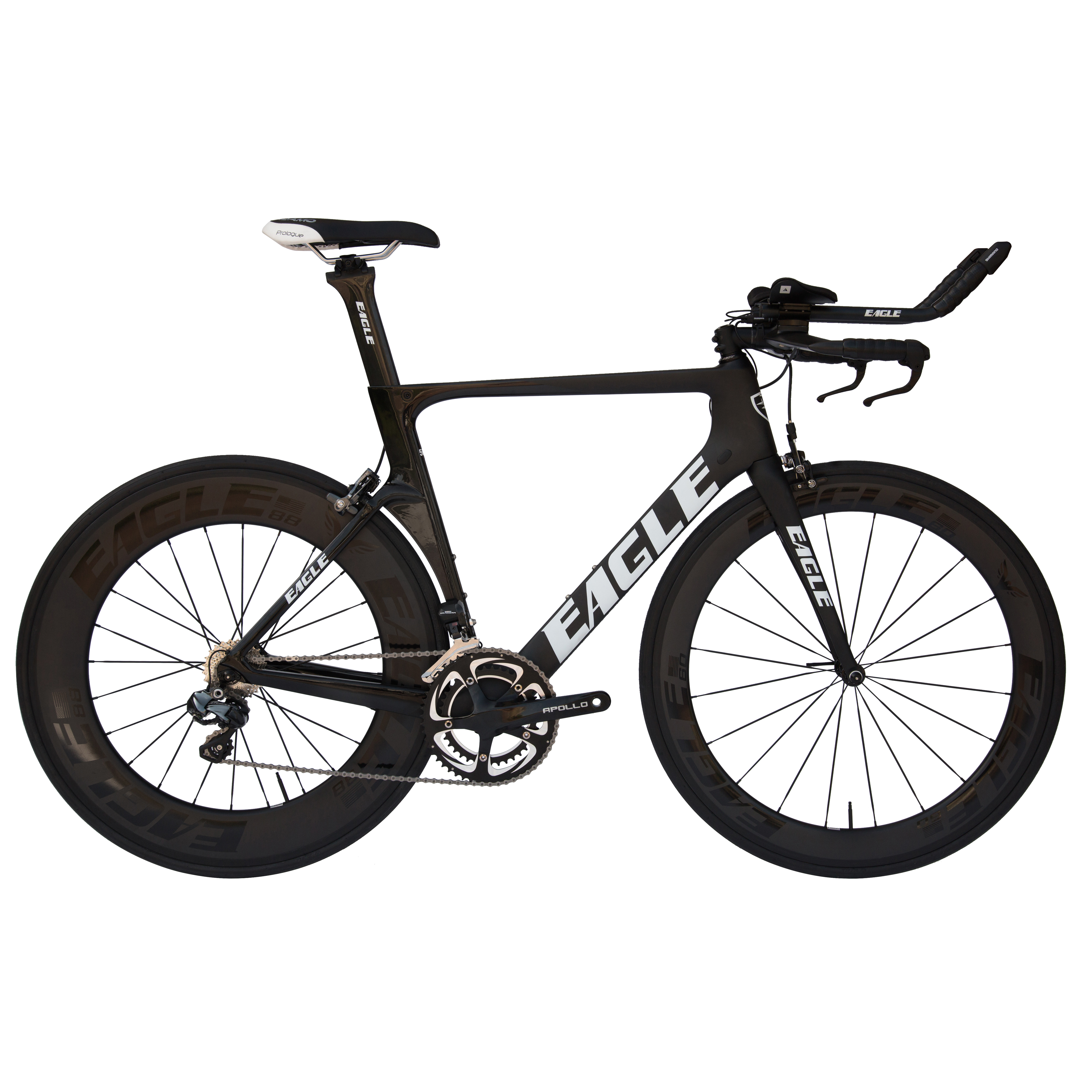 Eagle T3 Carbon Fiber Triathlon Bike - Ultegra Di2 | Eagle Bicycles