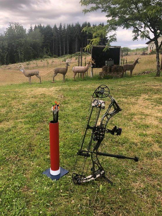Testing 3D targets