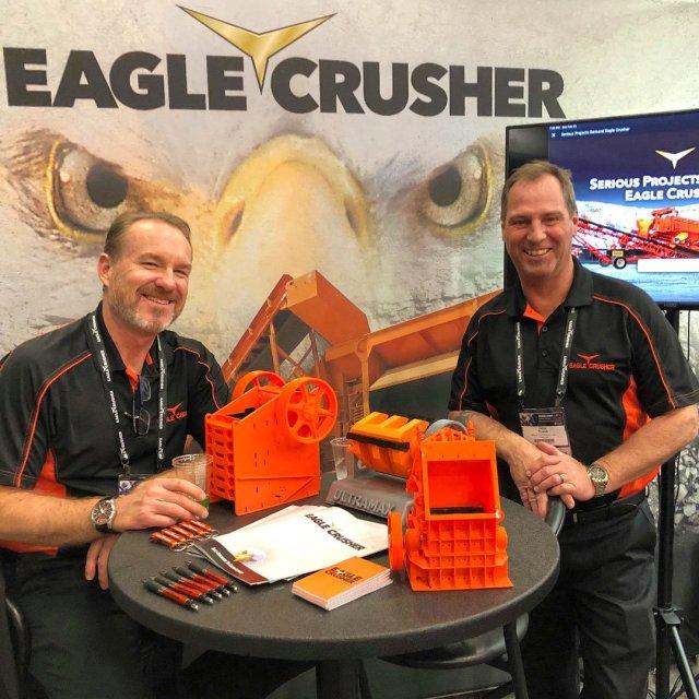 Eagle Crusher Company Updates - February 2020