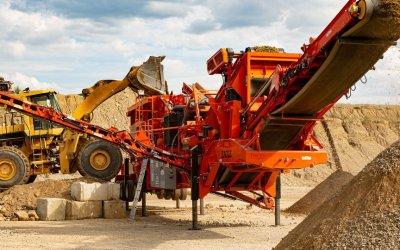 Eagle Crusher nombra a un distribuidor nuevo del equipamiento de trituración y cribado en Ohio