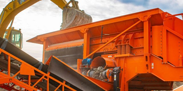 Screening Plants and Systems for Serious Crushing Projects