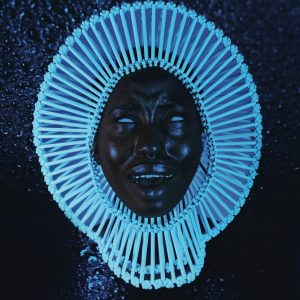"""Awaken, My Love!"" cover art"