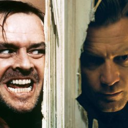 Parallelism between The Shining and Doctor Sleep. Photos by Warner Bros Pictures
