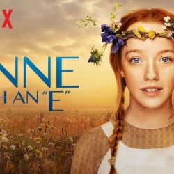 """Anne with an E"" promotional poster provided by Netflix."