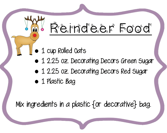 November 2017 eagle eye photo courtesy of httpamodernmrs201312magic reindeer food recipe and poemml forumfinder Gallery