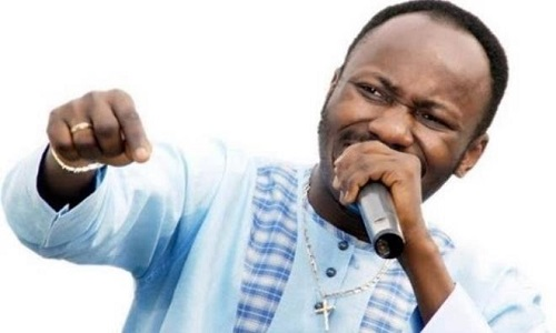 """MMM is demonic"" – Apostle Johnson Suleiman (Video)"