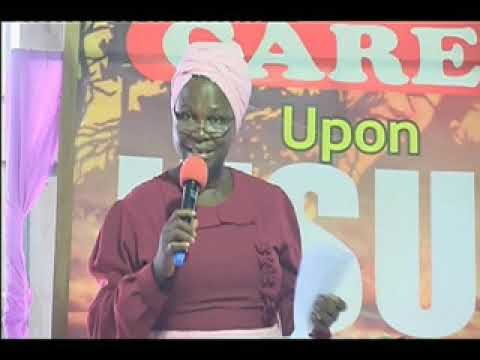 My Apology to the Church of Christ by Evang. Margret Amure