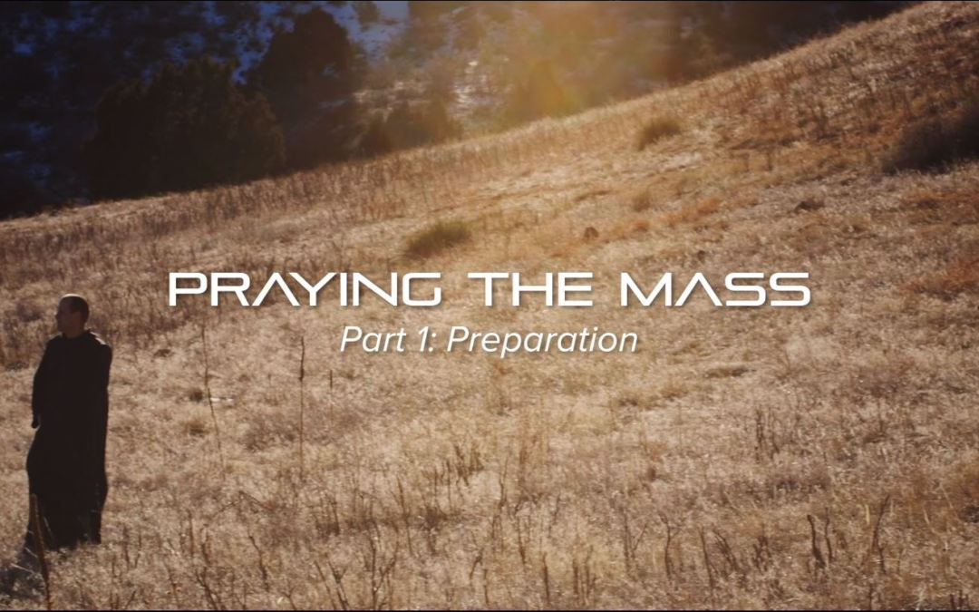 Praying the Mass (8-part series, 65 minutes)