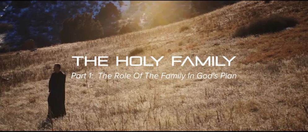 The Holy Family (6-part series, 40 minutes)