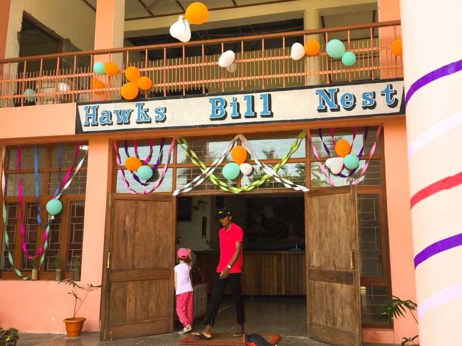 Hawksbill Nest – best place to stay on Middle Andaman
