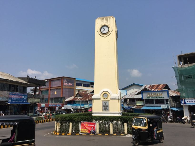 The Clock Tower, Port Blair