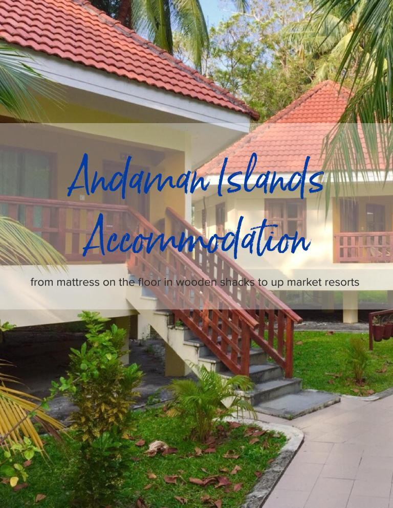Andaman Islands Accommodation Guide Book