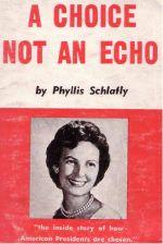 A Choice Not An Echo (1964)