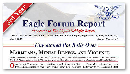 March 2019 Eagle Forum Report