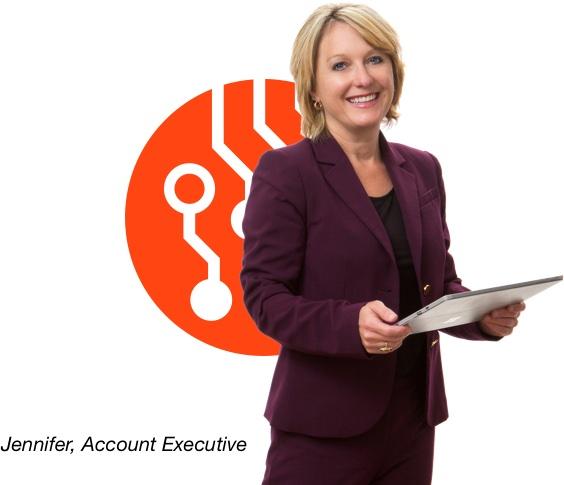 Jennifer, Account Executive