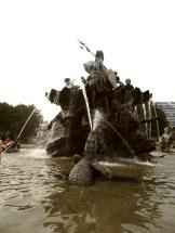 Berlin fountain