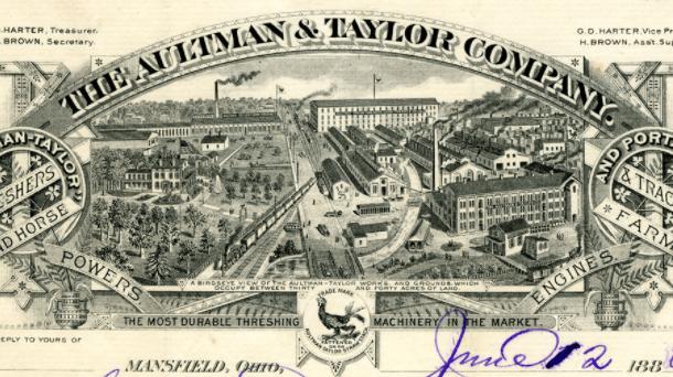 the aultman & taylor company