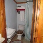 Cabin 7 restroom