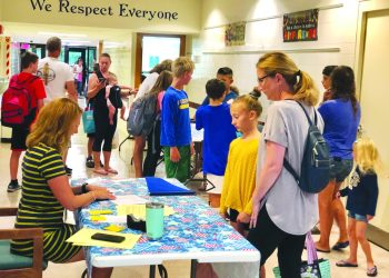 The Cazenovia school district is gearing up for the start of the new school year. (Submitted)