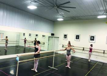 On Sept. 21 Cazenovia School of Ballet will welcome students to its brand new dance studio at 4157 Midstate Lane, Cazenovia. (Submitted)