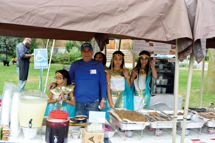St. Mary's Egyptian Festival takes place from 4 to 9 p.m. Friday, July 23; 11 a.m. to 9 p.m. Saturday, July 24; and noon to 7 p.m. Sunday, July 25, at St. Mary and St. Mina Coptic Orthodox Church, located 106 Church St. in North Syracuse. Visit stmarystminacopticchurch.org/egyptfest.html for more information or to order food online. (File photo)