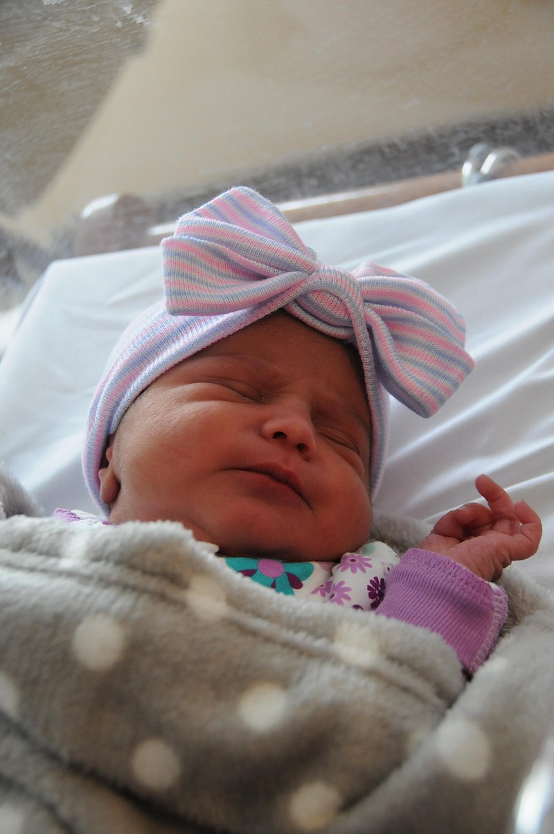 Idaho County s New Year Baby 2018  Alba Rojas  Grangeville family     Idaho County s New Year 2018 baby  Alba Rojas  was born Jan  4 at