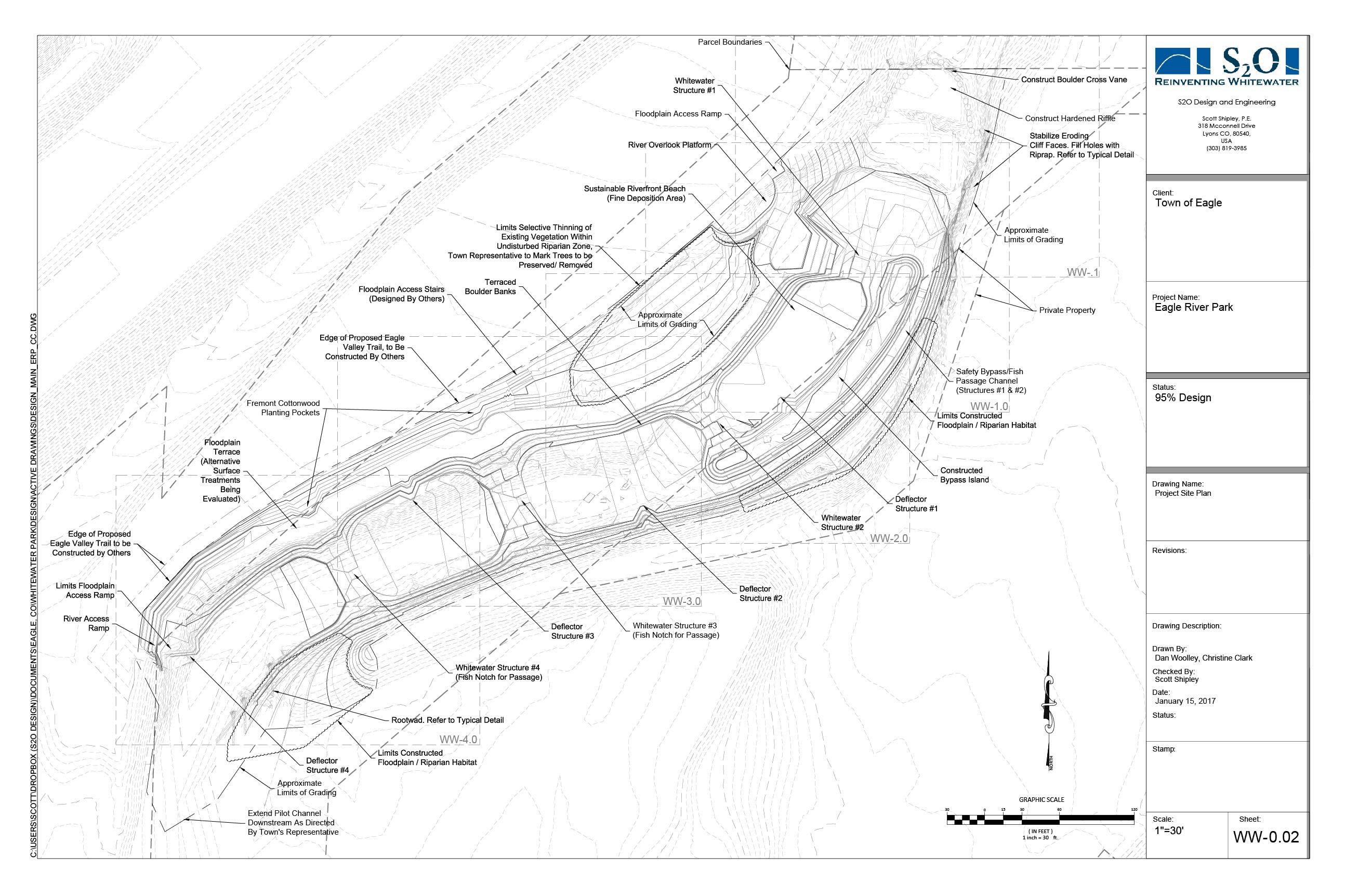 Eagle River Park Project Design