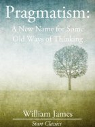 Pragmatism cover of Kindle edition