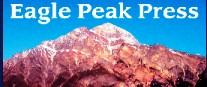 Eagle Peak Press logo for mobile
