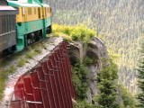 Take a ride from the Yukon to Skagway