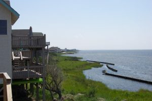 Rental house on soundside of Hatteras Island