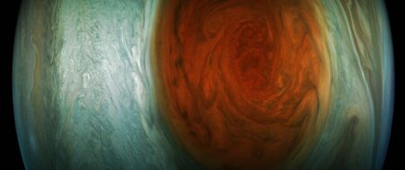 Image of Jupiter's Red Spot
