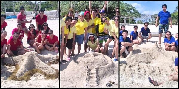 6. Sand Castle