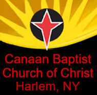 Canaan Baptist Church of Christ Harlem, NY