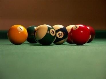 Billiards-balls